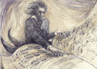 A Score of Beethoven