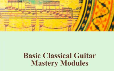 Basic Classical Guitar Mastery