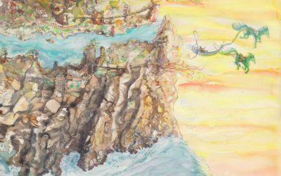 Island at the Edge of the Sea